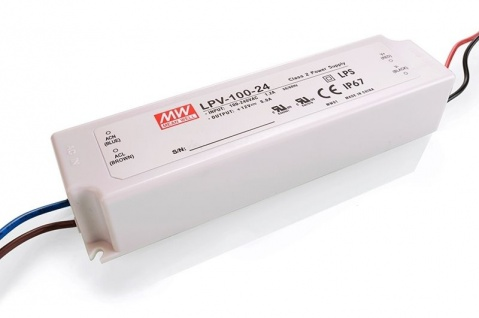 Deko Light LPV-100-24 Netzgerät weiß IP67