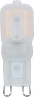 Globo G9 LED Leuchtmittel, 2, 5W, 200lm warmweiss