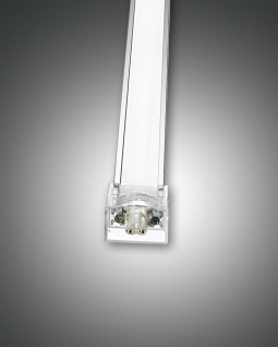 LED Unterbauleuchte silber Fabas Luce Play 1160mm 18W 1530lm 4000K