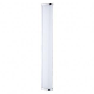 EGLO GITA 2 LED Spiegelleuchte, 600mm, chrom, weiss