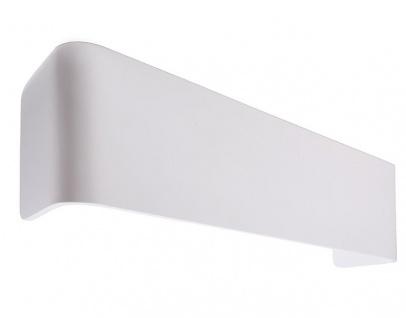 Deko Light Abdeckung Crateris II+III Aluminium Weiß klein weiß IP20