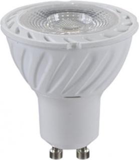 Globo LED LEUCHTMITTEL KUNSTSTOFF WEIß, 1XGU10 LED LED Leuchtmittel Kunststoff Weiß, 1xGU10 LED