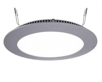 Deko Light LED Panel 12 Einbaustrahler silber 870lm 4000K >80 Ra 115° Modern