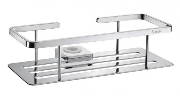 Smedbo Sideline Design Seifenkorb für Brausestangen mit 18-25mm DK3006