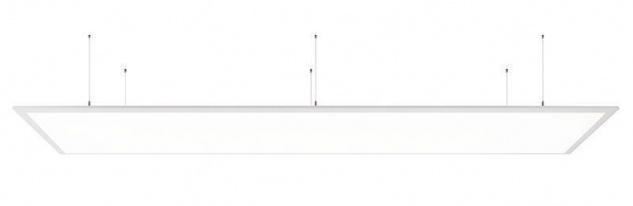 Deko Light LED Panel PRO Rasterleuchte weiß 3460lm 4000K >90 Ra 110°