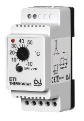 ARak Thermostat Typ ETI, 10A