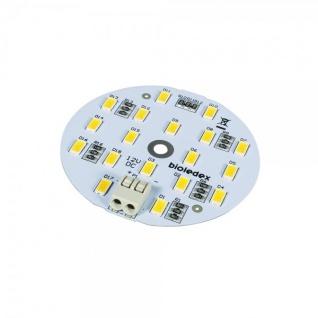 Bioledex LED Modul Ø60mm 12VDC 9W 900Lm 5000K