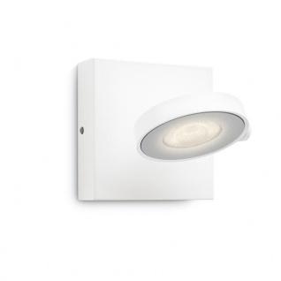 Philips myLiving LED Spot Clockwork 1flg. 531703116, 500lm, weiss