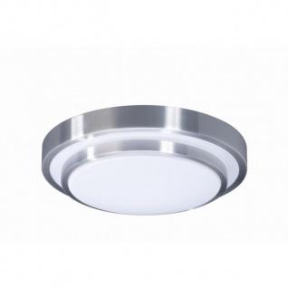 Massive Deckenlampe Lora Alu 35cm rund GX13 22W modern 30244/48/10