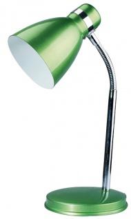 Rabalux Patric Schreibtischleuchte 1x E14 metallic grün