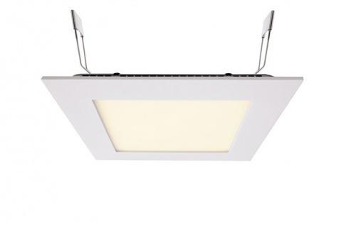 Deko Light LED Panel Square 15 Einbaustrahler weiß 1000lm 2700K >80 Ra 110° Modern