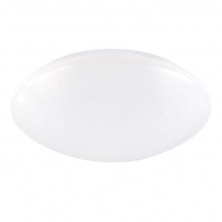 LED Deckenleuchte weiß Nordlux Montone 30 1000lm 4000K