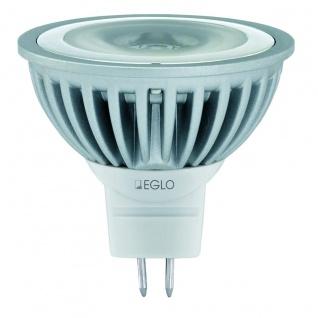 EGLO LED MR16 / GU5, 3 warmweiß Leuchtmittel 3 W 1Stk.