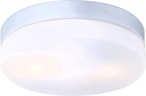 Globo VRANOS Außenleuchte Aluminium Silber metallic, 2xE27