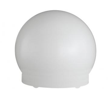 Wofi LUA 308 Außen Deko Lichtkugel, 1x E27, weiß, 30cm