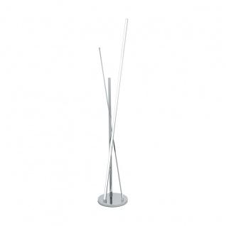 EGLO PARRI LED Stehlampe chrom 220x1315mm 1000lm, 1200lm, 1300lm