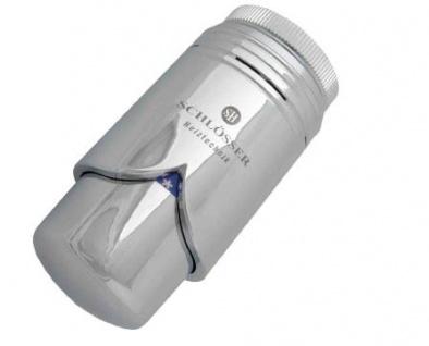 Schlösser Thermostatkopf Brillant M28 x 1, 5 Comap chrom/chrom 6004 00003