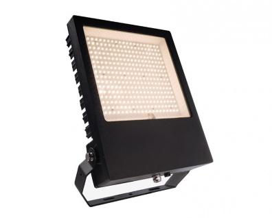Deko Light Atik Außenstrahler LED schwarz IP65 26900lm 3000K >80 Ra 110° Modern