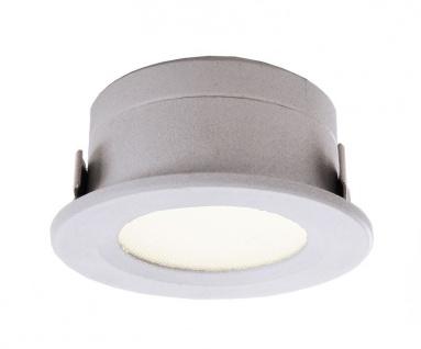 Deko Light Einbaustrahler LED weiß IP44 40lm 3000K >80 Ra 110° Modern