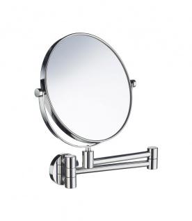 Smedbo Outline Kosmetikspiegel 2x fach schwenkbar FK438