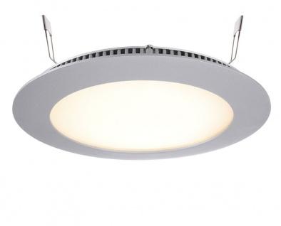 Deko Light LED Panel 12 Einbaustrahler silber 820lm 2700K >80 Ra 115° Modern