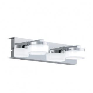 EGLO ROMENDO 1 LED Spiegellampe 300x70mm 2x570lm IP44 chrom