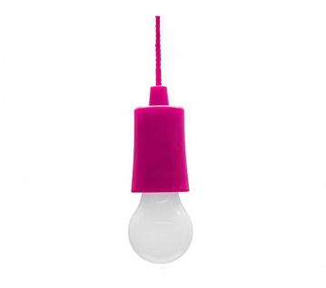 Kabellose Glühbirne mit Zugschalter zum Hängen Batteriebetrieben (nicht inkl.)