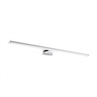 EGLO PANDELLA 1 LED Spiegelleuchte L-780, 1-flg., chrom, silber, weiss