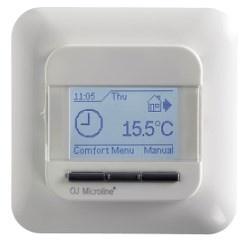 ARak Thermostat Digital OCD4 mit 2 Fühlern