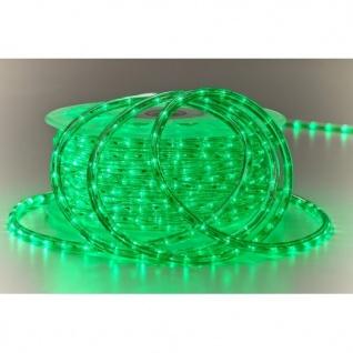 LED Rope Light® 30 Lichterschlauch grün 1350 LED´s