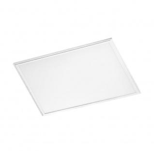 EGLO SALOBRENA 1 LED Rasterleuchte, LED-Panel 620x620, 1-flg., weiss