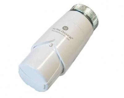 Schlösser Thermostatkopf Diamant Plus M30 x 1, 5 für Danfoss weiß/weiß 6001 00020
