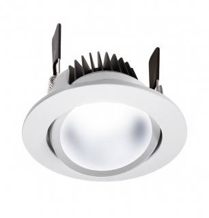 Deko Light COB 68 CCT Einbaustrahler LED weiß, weiß 235-534lm 2500-6500K >80 Ra 65° Modern