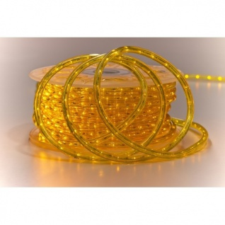 LED Rope Light® 30 Lichterschlauch amber 1350 LED´s