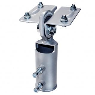 Bioledex Montage-Adapter Ø60mm für Bioledex 100W 150W LED Straßenleuchten