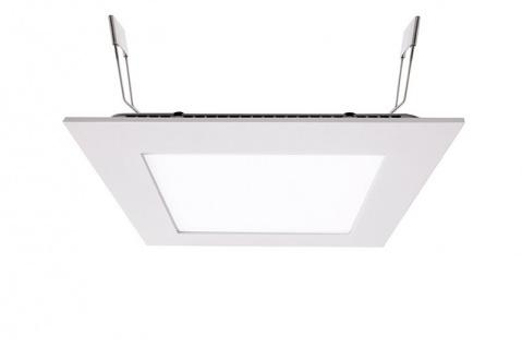 Deko Light LED Panel Square 15 Einbaustrahler weiß 1130lm 4000K >80 Ra 110° Modern