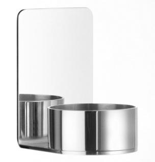 Smedbo Teelicht- und Kerzenhalter Edelstahl poliert BK1180