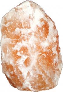 Globo STONE Tischleuchte Salzkristall, 1xE14