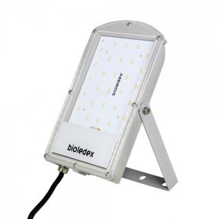 Bioledex ASTIR LED Fluter 30W 120° 2790Lm 5000K Grau