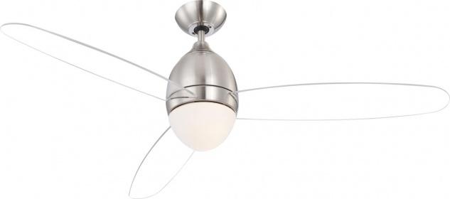 Globo PREMIER Ventilator Nickel matt, 2xE27