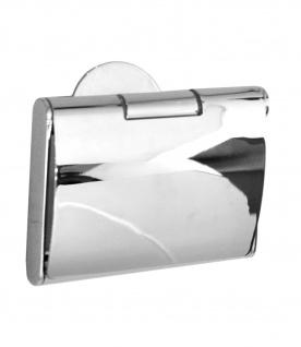 Smedbo Toilettenpapierhalter mit Deckel YK3414