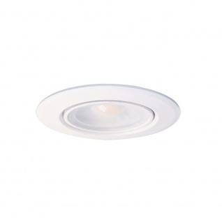 Bioledex DEKTO LED Einbauspot 8W 100° neutralweiss schwenkbar
