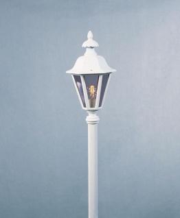 KONSTSMIDE Pallas Weißer Leuchtenkopf