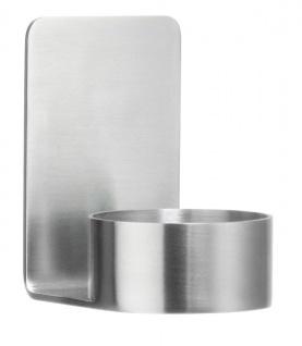 Smedbo Teelicht- und Kerzenhalter Edelstahl gebürstet B1180