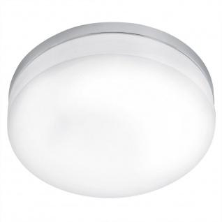 EGLO LORA LED Deckenleuchte DM420, 1-flg., chrom, weiss
