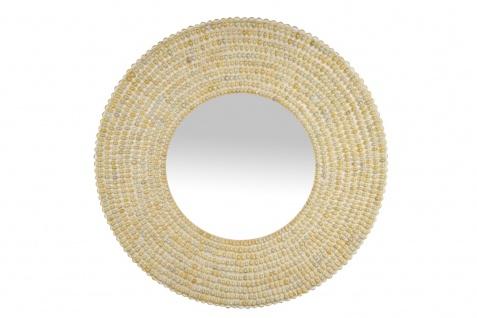 bhp Spiegel Agoda natur, Muscheldesign, 1000mm Durchmesser