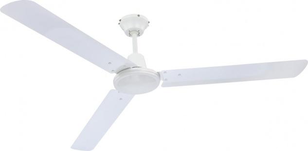 Globo FERRO Ventilator Weiß