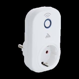 EGLO Connect PLUG Plus Schaltbare Steckdose u. Wlan - Bluetooth Brücke