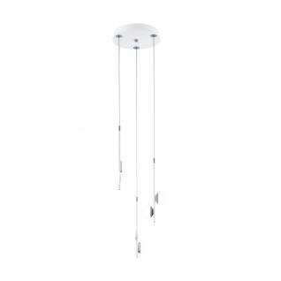 EGLO OLINDRA LED Hängelampe weiß 6x 450lm