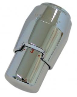 Schlösser Thermostatkopf Brilliant Plus M30 x 1, 5 Heimeier chrom 6006 00009